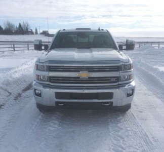 2015 Chevrolet Silverado 3500HD LTX Dually