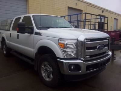 2015 Ford F-350 Service Truck