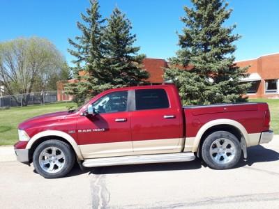 2011 Dodge RAM 1500 Laramie