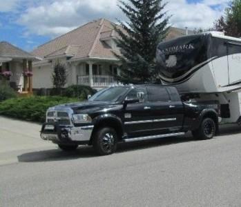 2015 Dodge Ram 3500 Longhorn Dually