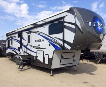 2015 Evergreen Tesla 3212