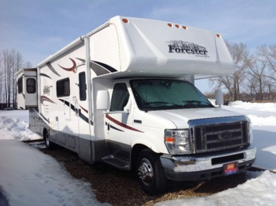 2012 Forest River Forester 3011DS