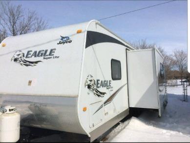 2011 Jayco Eagle 265RKS