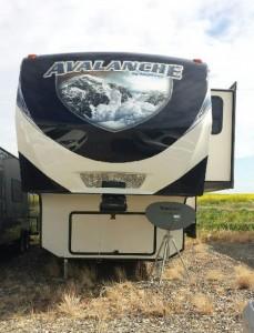 2014 Keystone Avalanche 361TG