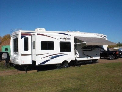 2012 Heartland Bighorn 3585RL