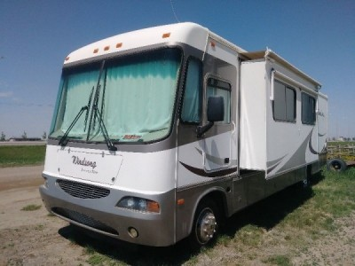 2002 Forest River Windsong 32Ft