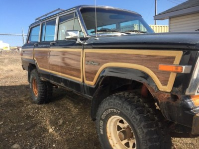 1987 Jeep Grande Wagoneer 4x4