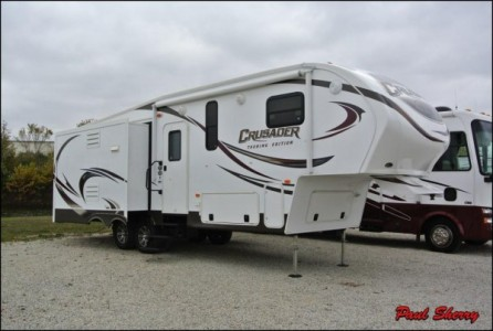 2013 Prime Time Crusader 360BHS Touring Edition