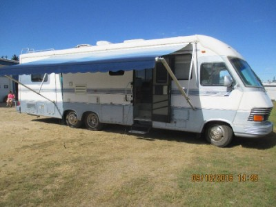 1992 Newmar Mountain Aire 34Ft