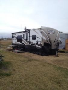 2014 Outdoor RV Blackstone 280RKS