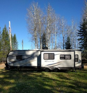 2016 Forest River Salem Hemisphere Lite RS272