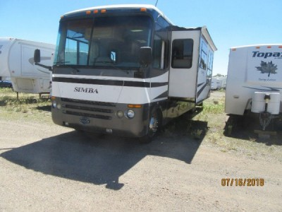 2001 Holiday Rambler Endeavor 38Ft