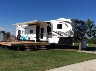 2012 Heartland Road Warrior 415