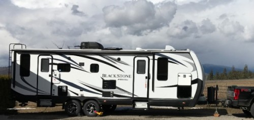 2017 Outdoors RV Blackstone 250RDS