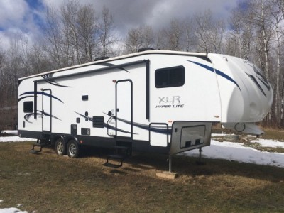 2014 Forest River XLR Hyper-Lite 30Ft