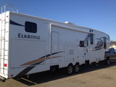 2012 Heartland Elk Ridge 36QBCK
