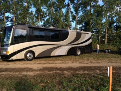 2005 Travel Supreme Select 40Ft