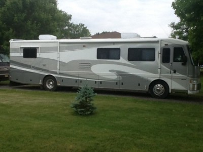 1999 Fleetwood America Eagle 40Ft