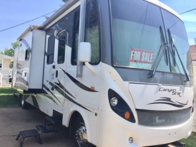 2007 Newmar Canyonstar 36ft