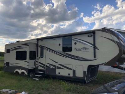 2014 Grand Design Solitude 368RD