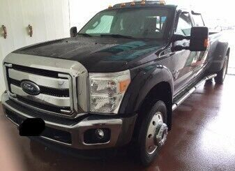 2016 Ford F-450 Lariat Dually