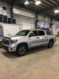 2018 Toyota Tundra TRD Crewmax