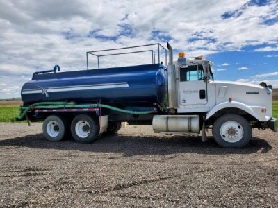 1989 Kenworth Water Truck