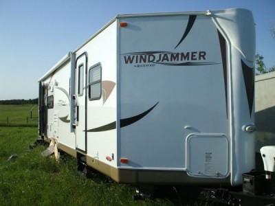 2012 Rockwood Windjammer
