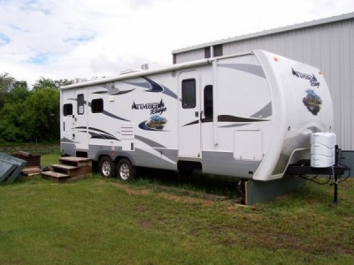 2012 Timber Ridge Four Seasons 250RLS