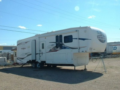 2008 Heartland Big Country 3100RL
