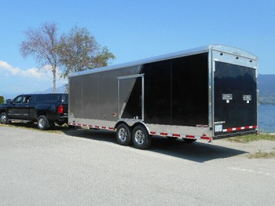 2019 Cargo Mate Car Trailer 24ft