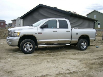 2007 Dodge Power Ram 3500 Laramie 4x4