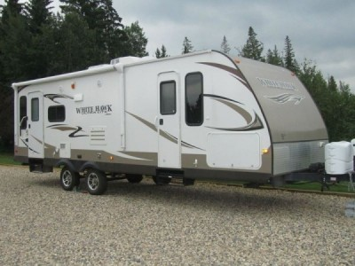 2012 Jayco White Hawk 27DSRL Ultra LIte