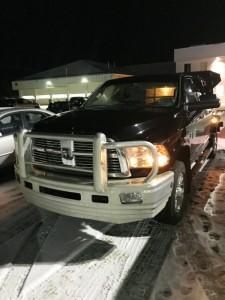 2012 Dodge RAM 3500 Laramie Longhorn