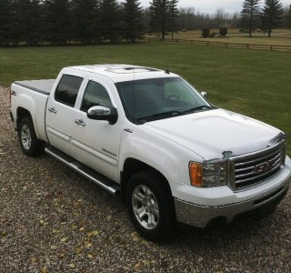 2013 GMC Sierra 1500 SLT All Terrain Z71