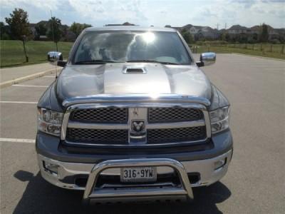 2010 Dodge Ram 1500 Laramie Quad Cab 4x4