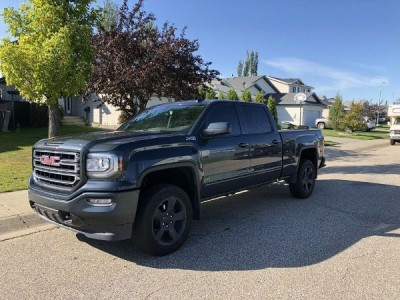 2018 GMC Sierra 1500 Elevation SLE