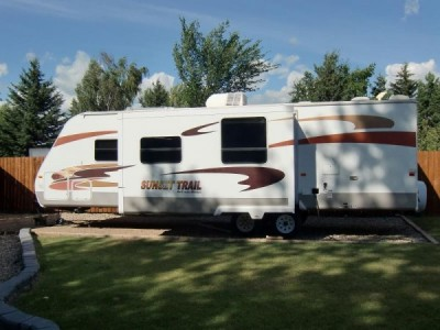 2008 Sunset Trail 30BH Travel Trailer