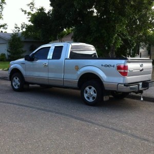 2011 Ford F-150 XLT Super Cab 4x4