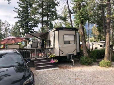 2015  Forest River Cherokee 39KR + Lot Combo