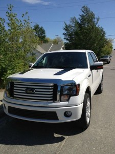 2011 Ford F-150 Lariat Limited 4x4