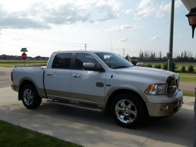 2011 Dodge RAM 1500 Laramie Long Horn 4x4