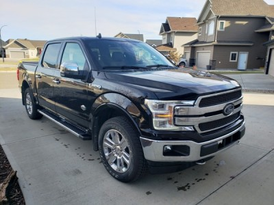 2020  Ford  F-150 KingRanch Supercrew