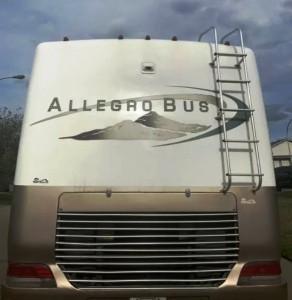 1998  Tiffin  Allegro Bus 32Ft