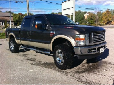 2008 Ford F-250 SD Lariat 4x4