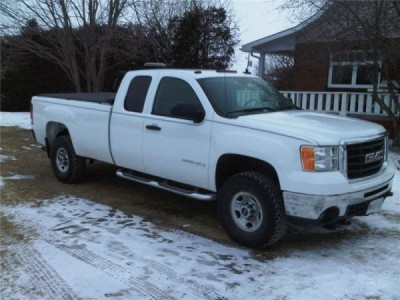 2009 GMC Sierra 2500HD 4x4
