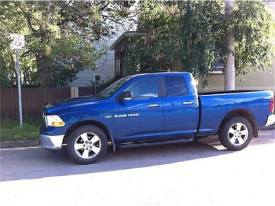 2011 Dodge Ram 1500 SLT Crew 4WD
