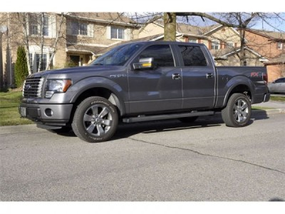 2012 Ford F-150 FX-4