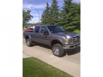 2009 Ford F-350 SD Lariat 4x4