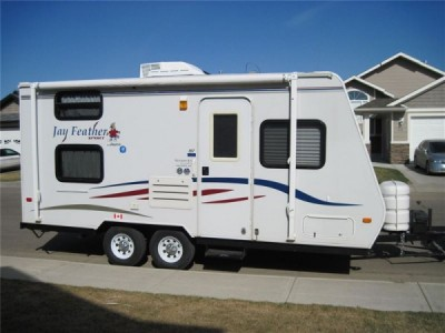2008 Jayco  Jay Feather 197